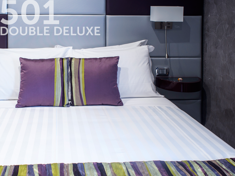 501| Chambre Double Deluxe