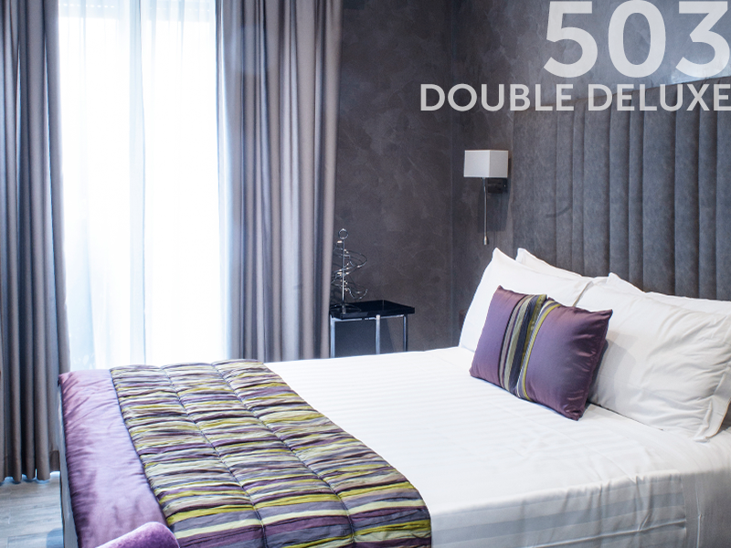 503 | Deluxe Double Room with balcony