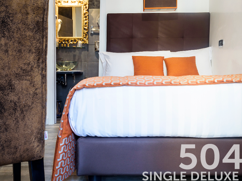 504 | Deluxe Single Room with balcony