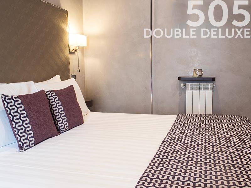 505 | Habitación de Matrimonio Deluxe